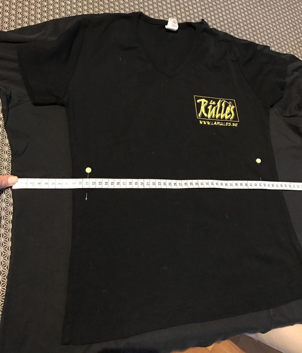 Réduire la taille d'un T-Shirt : mes trucs et astuces