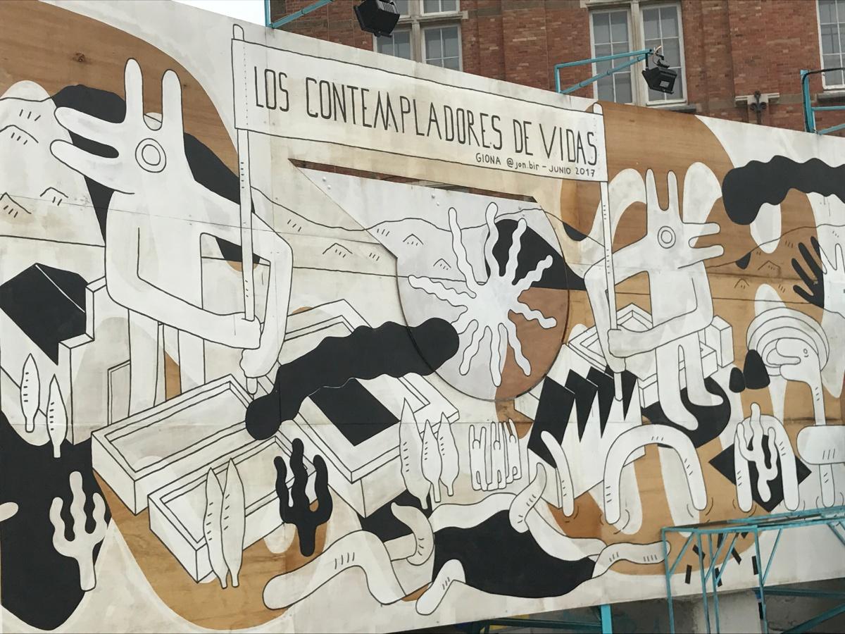 Les contemplateurs de vies (Los Contempladores de vidas) / Recyclart