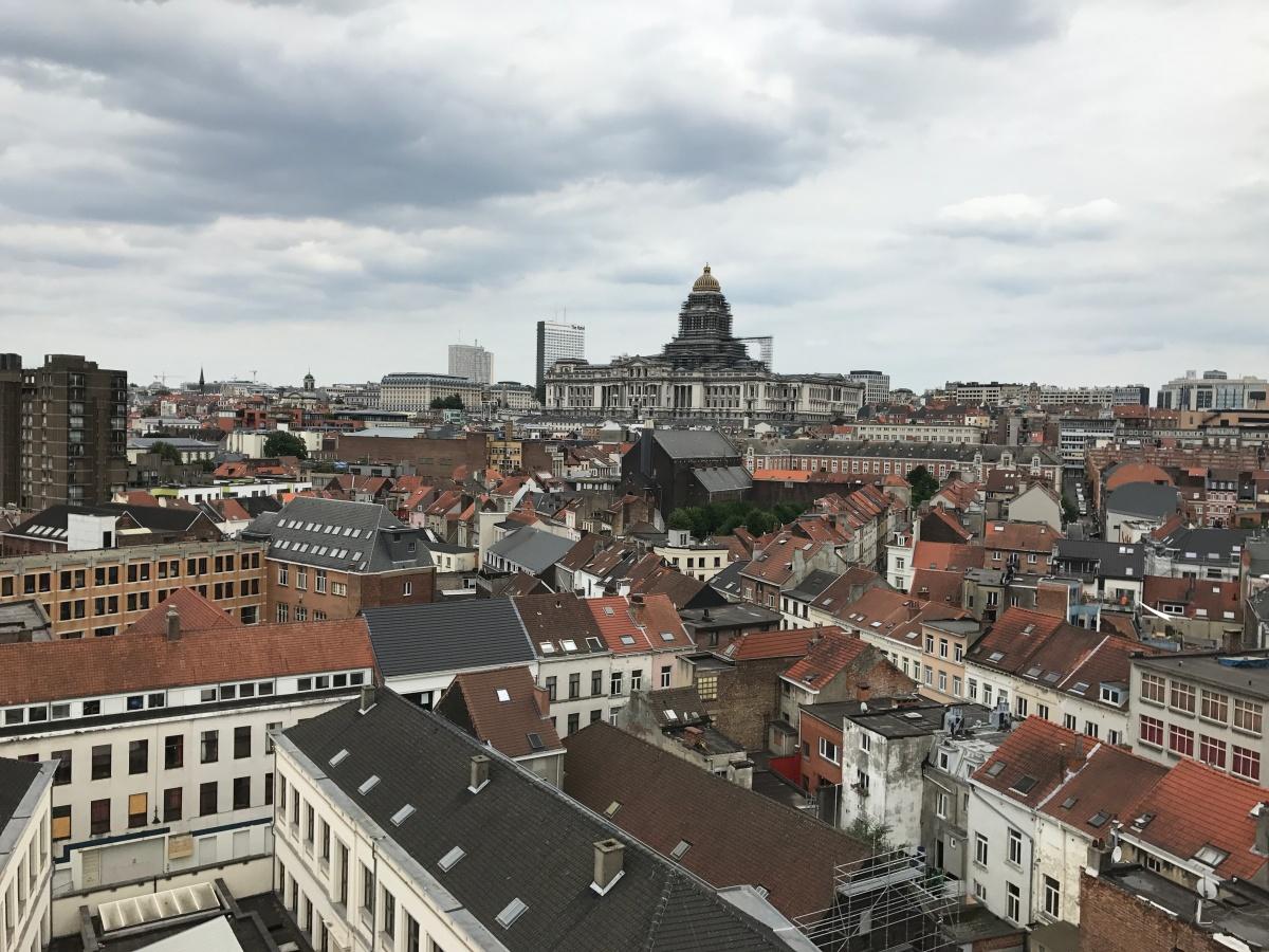 Les Marolles (Bruxelles), quartier juif traumatisé