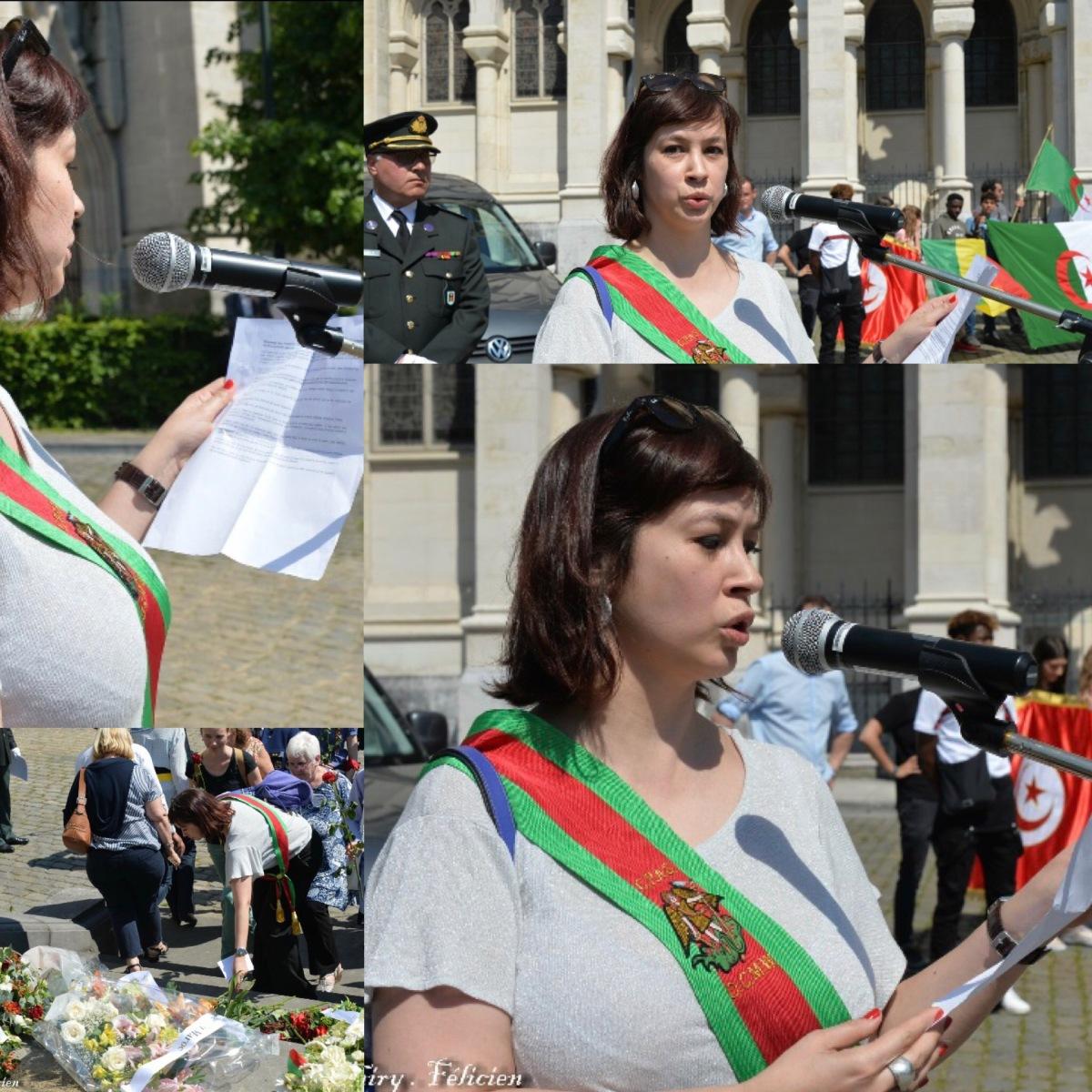 8 mai 2018 : le Régiment de la Mémoire aux Tirailleurs et soldats venus d'Afrique
