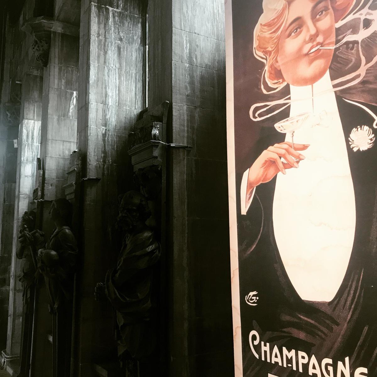 Expo Affiches Belle époque #belleépoque #bxl